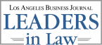 Los Angeles Business Journal Leaders in Law